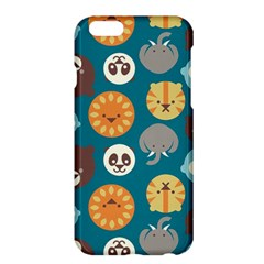 Animal Pattern Apple iPhone 6 Plus/6S Plus Hardshell Case