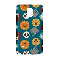 Animal Pattern Samsung Galaxy Note 4 Hardshell Case