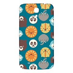 Animal Pattern Samsung Galaxy Mega I9200 Hardshell Back Case