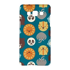 Animal Pattern Samsung Galaxy A5 Hardshell Case