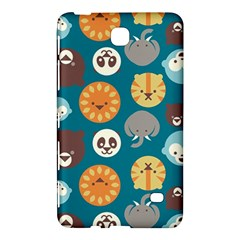 Animal Pattern Samsung Galaxy Tab 4 (8 ) Hardshell Case