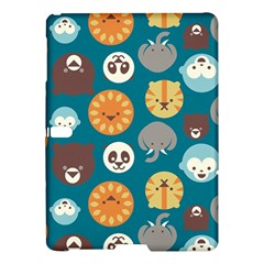 Animal Pattern Samsung Galaxy Tab S (10.5 ) Hardshell Case