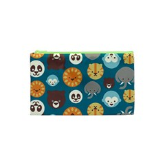 Animal Pattern Cosmetic Bag (XS)