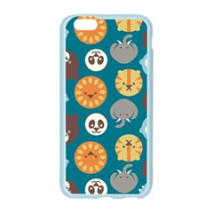 Animal Pattern Apple Seamless iPhone 6/6S Case (Color)