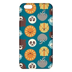 Animal Pattern iPhone 6 Plus/6S Plus TPU Case