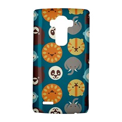 Animal Pattern LG G4 Hardshell Case