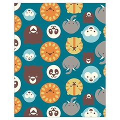 Animal Pattern Drawstring Bag (Small)