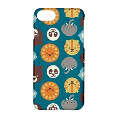 Animal Pattern Apple iPhone 7 Hardshell Case