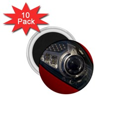 Auto Red Fast Sport 1.75  Magnets (10 pack)