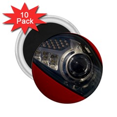 Auto Red Fast Sport 2.25  Magnets (10 pack)