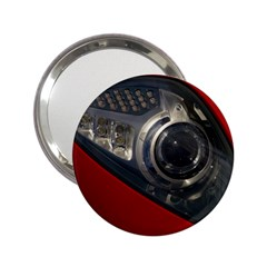 Auto Red Fast Sport 2.25  Handbag Mirrors