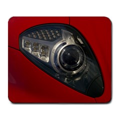 Auto Red Fast Sport Large Mousepads