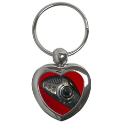 Auto Red Fast Sport Key Chains (Heart)