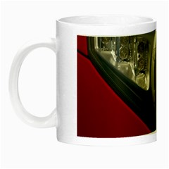 Auto Red Fast Sport Night Luminous Mugs