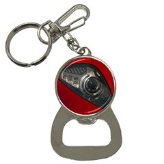 Auto Red Fast Sport Button Necklaces