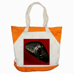 Auto Red Fast Sport Accent Tote Bag