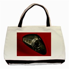 Auto Red Fast Sport Basic Tote Bag (Two Sides)