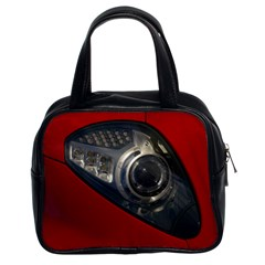 Auto Red Fast Sport Classic Handbags (2 Sides)