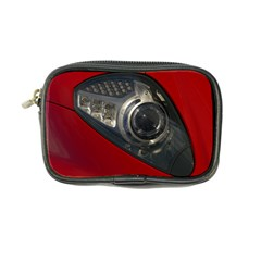 Auto Red Fast Sport Coin Purse