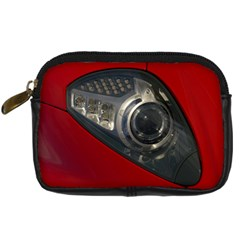 Auto Red Fast Sport Digital Camera Cases