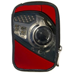 Auto Red Fast Sport Compact Camera Cases