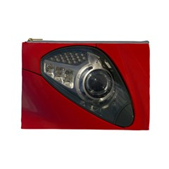 Auto Red Fast Sport Cosmetic Bag (Large)