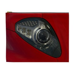 Auto Red Fast Sport Cosmetic Bag (XL)