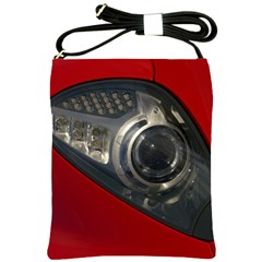 Auto Red Fast Sport Shoulder Sling Bags