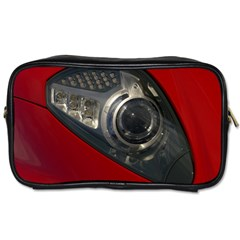 Auto Red Fast Sport Toiletries Bags