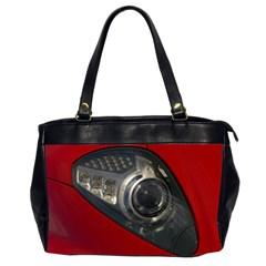 Auto Red Fast Sport Office Handbags (2 Sides)