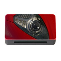 Auto Red Fast Sport Memory Card Reader with CF