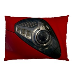 Auto Red Fast Sport Pillow Case (Two Sides)