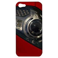 Auto Red Fast Sport Apple iPhone 5 Hardshell Case