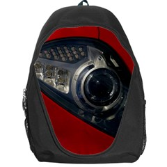 Auto Red Fast Sport Backpack Bag