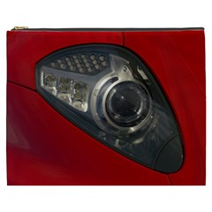 Auto Red Fast Sport Cosmetic Bag (XXXL)