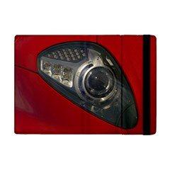 Auto Red Fast Sport Apple iPad Mini Flip Case