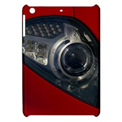 Auto Red Fast Sport Apple iPad Mini Hardshell Case