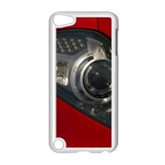 Auto Red Fast Sport Apple iPod Touch 5 Case (White)