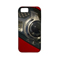 Auto Red Fast Sport Apple iPhone 5 Classic Hardshell Case (PC+Silicone)