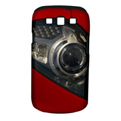 Auto Red Fast Sport Samsung Galaxy S III Classic Hardshell Case (PC+Silicone)