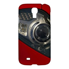 Auto Red Fast Sport Samsung Galaxy S4 I9500/I9505 Hardshell Case