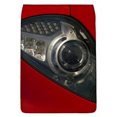 Auto Red Fast Sport Flap Covers (L)