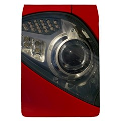 Auto Red Fast Sport Flap Covers (S)