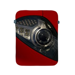 Auto Red Fast Sport Apple iPad 2/3/4 Protective Soft Cases