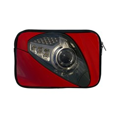 Auto Red Fast Sport Apple iPad Mini Zipper Cases