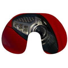 Auto Red Fast Sport Travel Neck Pillows