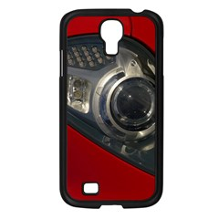 Auto Red Fast Sport Samsung Galaxy S4 I9500/ I9505 Case (Black)