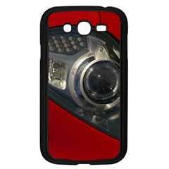 Auto Red Fast Sport Samsung Galaxy Grand DUOS I9082 Case (Black)
