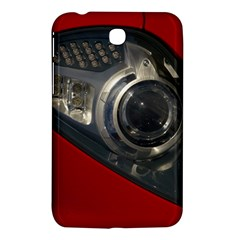 Auto Red Fast Sport Samsung Galaxy Tab 3 (7 ) P3200 Hardshell Case