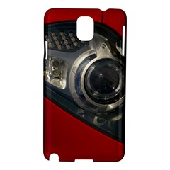 Auto Red Fast Sport Samsung Galaxy Note 3 N9005 Hardshell Case